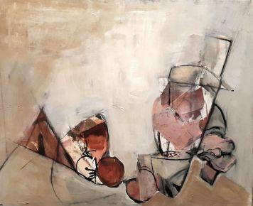 Mesa con jarra II